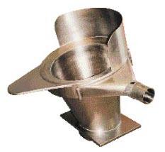 Capteur annulaire inox polis ou alu